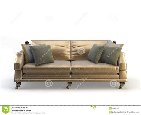 Gold Leather Sofa Gold Leather Sofa Tufted Gold Leather Sofa At 1stdibs Tufted Gold Leather Sofa At 1stdibs