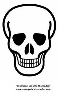 day of the dead skull template best photos of day of dead skull template day of the