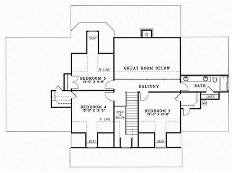 plan 110 00944 2 bedroom country house plan 5 bedrooms 3 bath 2698 sq ft plan
