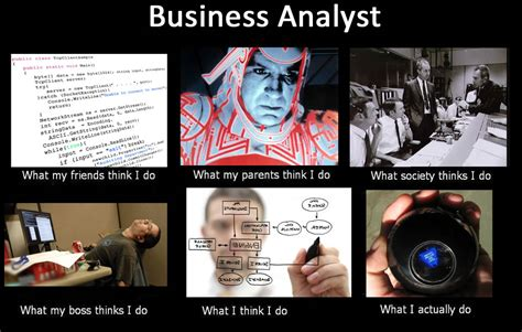 Mba Business Analyst by 10 Memes Just For Business Analysts Careers