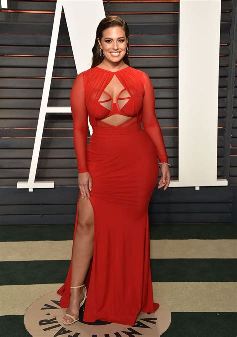 oscars ashley graham ashley graham on her dressbarn collab why she wore that