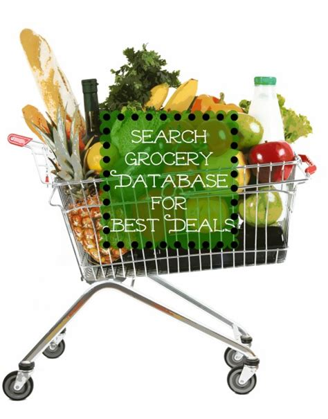 Best Search Database Best Deals Grocery Database Bargainbriana