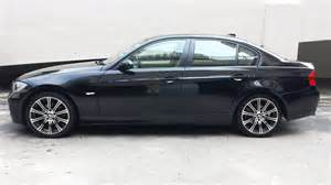 bmw 320i black