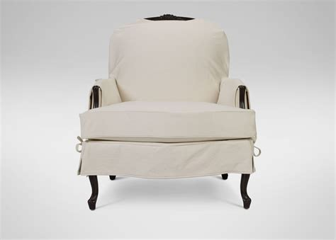 ethan allen slipcover chair slipcover for lucian chair chairs chaises