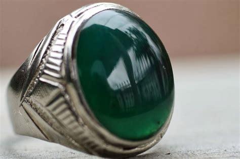 Cincin Batu Biduri Hitam quot jenis batu cincin bacan doko dan palamea quot pusat batu