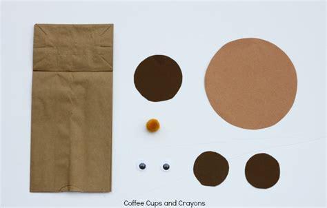 brown crafts brown preschool crafts