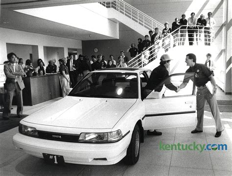 at toyota georgetown ky toyota camry produced in georgetown 1988 kentucky