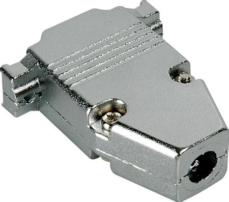 15 pin d sub connector metal