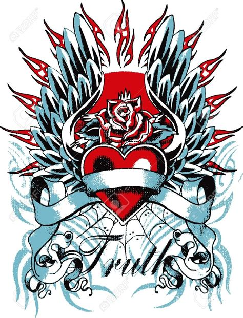gothic heart tattoo designs 36 designs