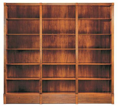 mobili biblioteca libreria a giorno in legno biblioteca libreria a giorno