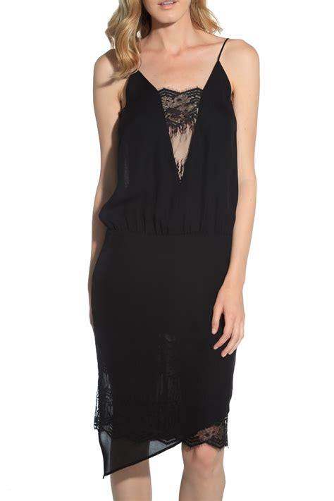 Dress Mrs Black Df by cami dress in black lyst
