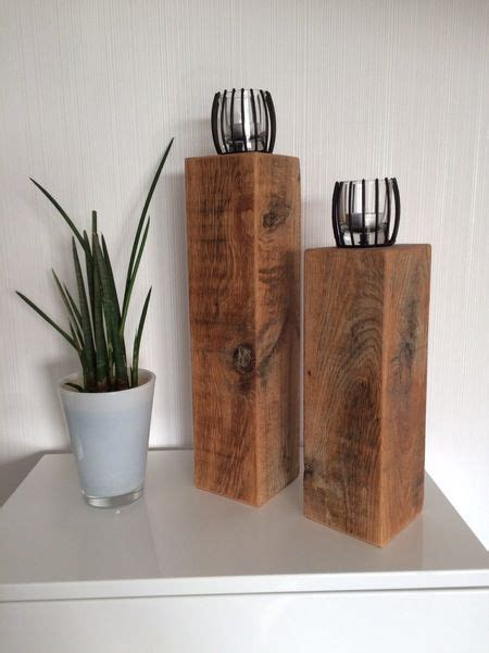 fensterbank holz 1000 images about holz on wood candle holders
