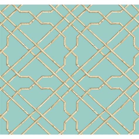 wallpaper blue trellis bamboo trellis compare prices at nextag