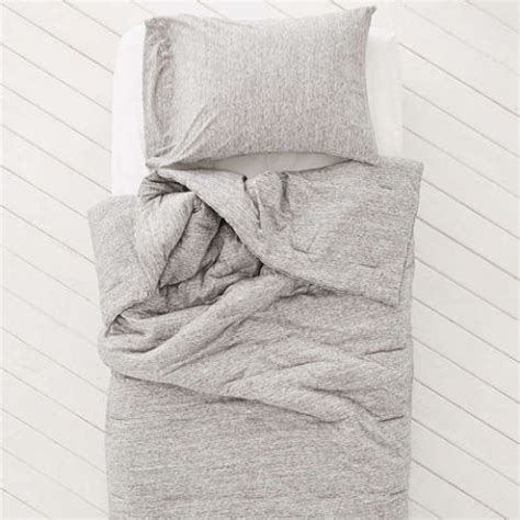 jersey bedding the best gray bedding comforters in 2018 chic grey