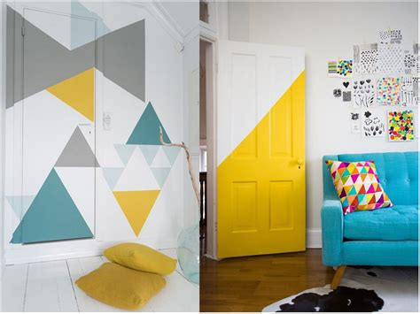 decorar paredes blancas con pintura c 243 mo pintar las puertas de casa ideas e inspiraci 243 n