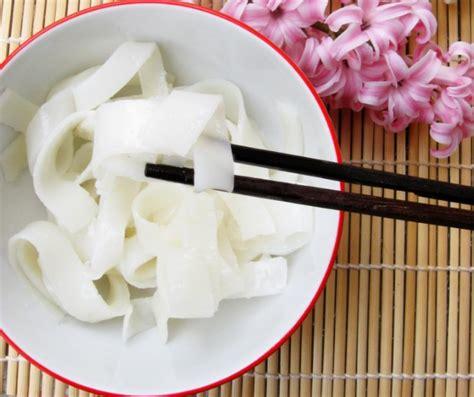 membuat mie tiaw basah mentah gampang