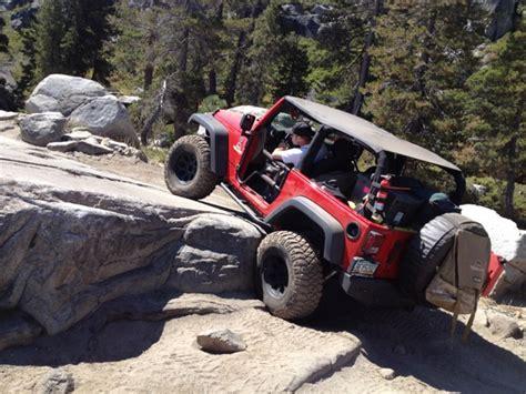 Rubicon Trail Jeep Rentals Rubicon Trail Barlow Adventures
