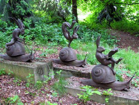 garden sculptures 26 beautiful and creative garden sculptures around the world
