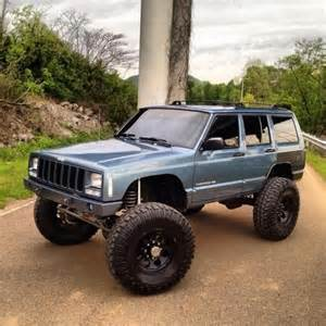 hello there pretty lifted jeep xj jeeps