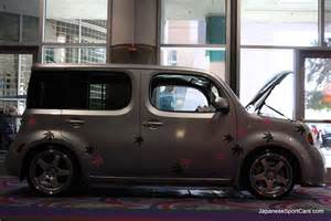 Custom Nissan Cube 2009 Customized Nissan Cube Picture Number 104000