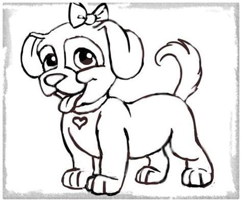 imagenes bonitas para colorear de perritos la destacada imagen perro para colorear imagenes de