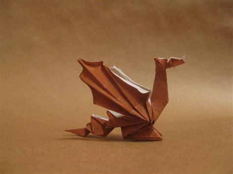 Origami Wyvern - origami wyvern by orimin on deviantart