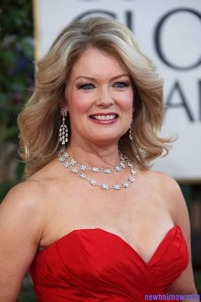 Mary Hart ? New Hair Now