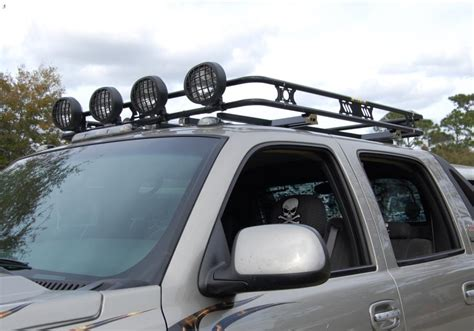 Roof Rack For Chevy Avalanche Roof Rack Installed And Pics