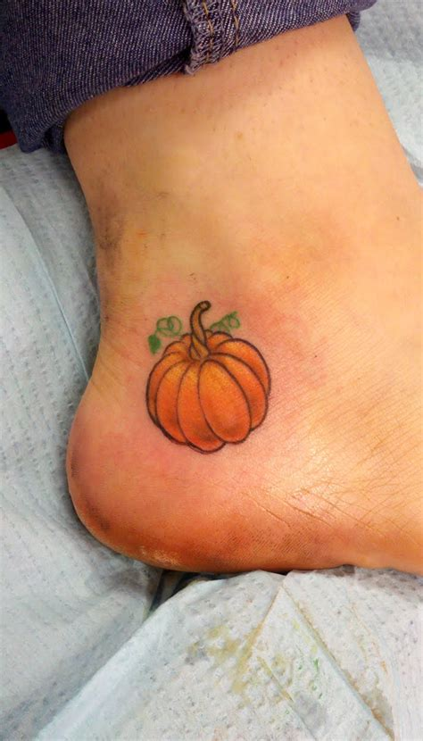 pumpkin tattoo 12 horrifying pumpkin designs