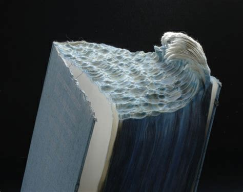 water book encyclopedic landscape artist carves 24 volume book set urbanist