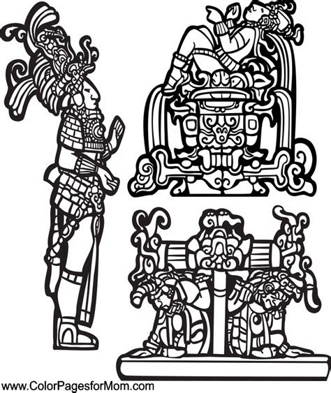 south west native american pages coloring pages