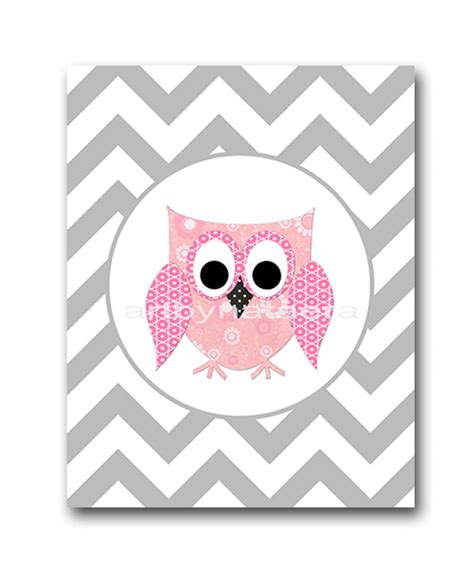 Owl Nursery Decor Owl Decor Owl Nursery Baby Nursery Decor Baby Nursery