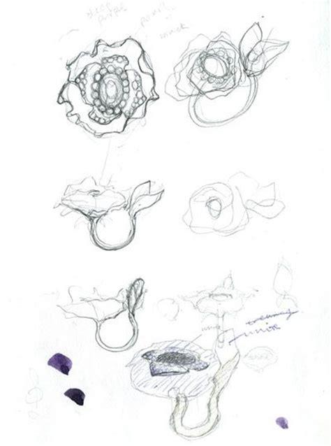 sketchbook ring 29 best jewellery design sketchbooks images on