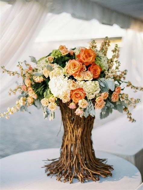 Fall Wedding Centerpieces by 10 Lovely Fall Wedding Centerpieces B Lovely Events