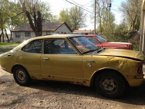 1972 Toyota Corolla For Sale Buy Used 1972 Toyota Corolla Te27 No Reserve In Omaha