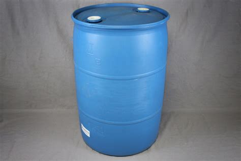 55 gallon drums for free 55 gallon closed top blue poly drum reconditioned b