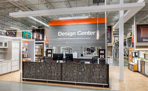 home depot design store the home depot wayfind