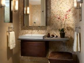Hgtv Decorating Bathrooms by Small Bathroom Design Ideas 2012 From Hgtv Home Interiors