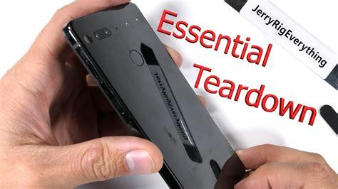 essential phone teardown complicated and pointless essential phone teardown complicated and pointless doovi