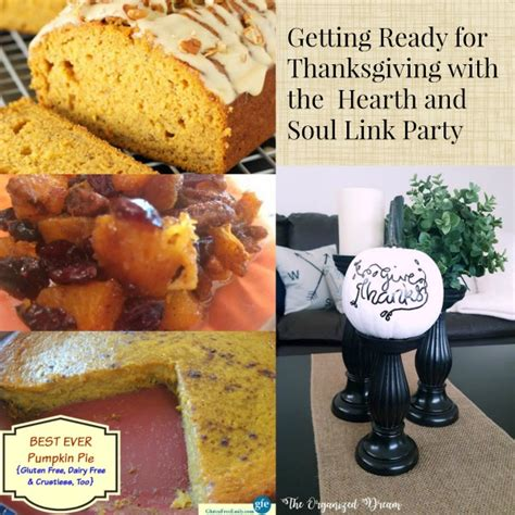 Are You Ready For Thanksgiving by Getting Ready For Thanksgiving With Hearth And Soul