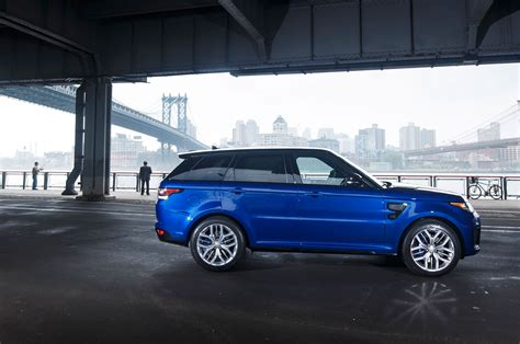 land rover svr 2015 land rover range rover sport svr first drive review