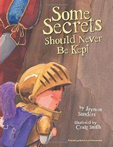 Some Secrets Should Never Be Kept parachutes children s picture books about safety