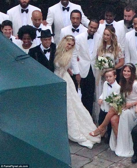 ashlee simpson weds evan ross at diana ross estate ashlee simpson and evan ross wedding arabia weddings
