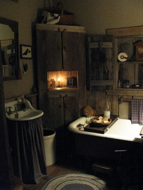 country bathroom decorating ideas 25 best ideas about primitive bathroom decor on pinterest