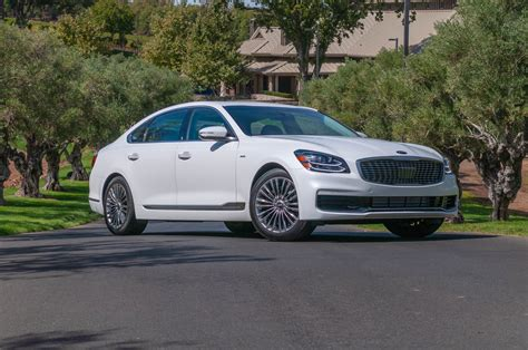 Kia K9 2020 by 2019 Kia K900 Drive Review Tighter And More European
