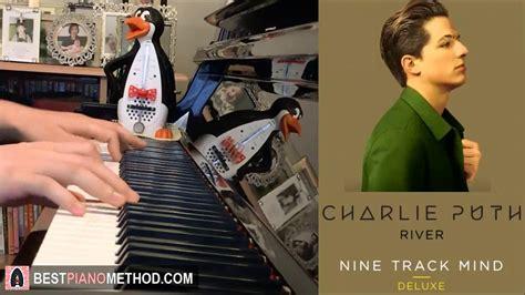 charlie puth river lyrics charlie puth river piano cover by amosdoll chords