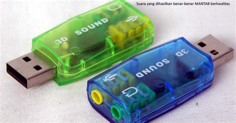 Jual Usb Sound Card Jogja deethoven shop jual usb sound card 5 1