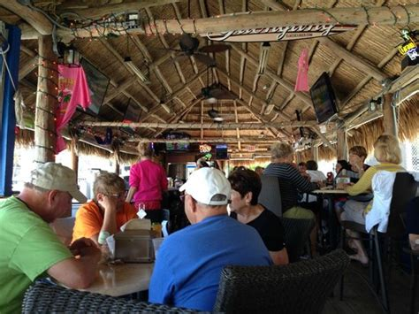 dolphin tiki hut marco island open air hut picture of dolphin tiki bar