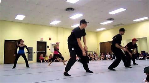 dance tutorial yeah 3x yeah 3x hip hop dance youtube