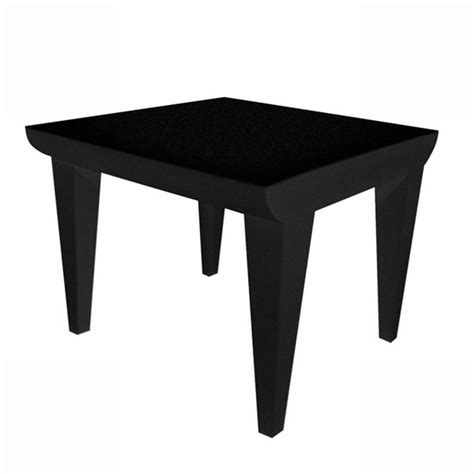 Plastic Side Table Kartell Club Side Table End Table Plastic Living Room Furniture Outdoor Ultra Modern